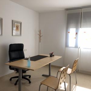 Alquiler despacho almeria